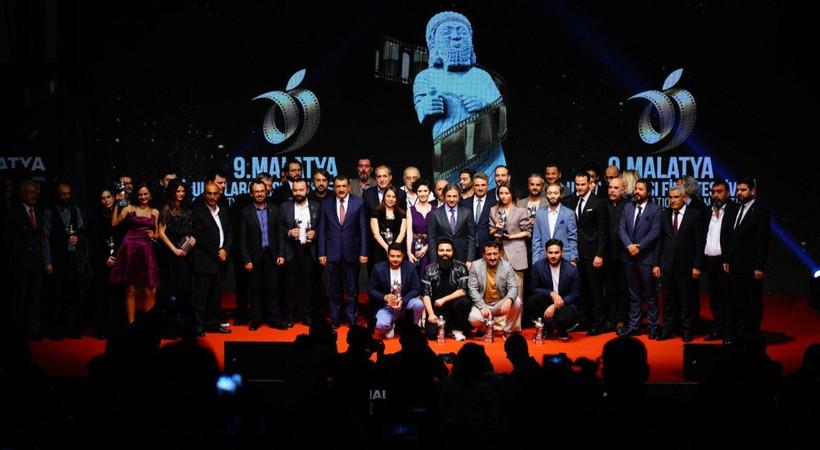 TRT ortak yapımlarına 7 ödül birden!