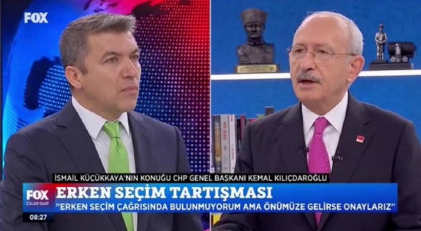 Kemal Kılıçdaroğlu, Saray'a giden CHP'li iddiası için ne dedi?