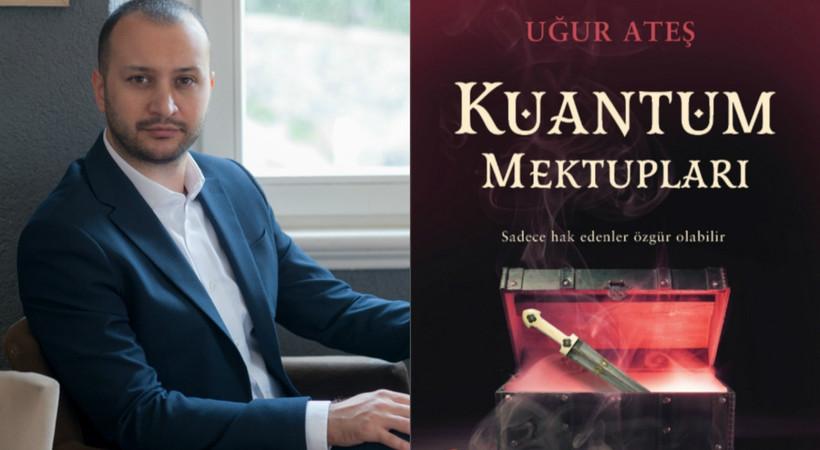Uğur Ateş'ten esrarengiz Tarsus kazısının şifresini çözen roman: Kuantum Mektupları