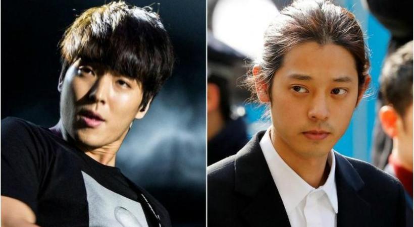 Tecavüzle suçlanan Koreli şarkıcılara hapis!