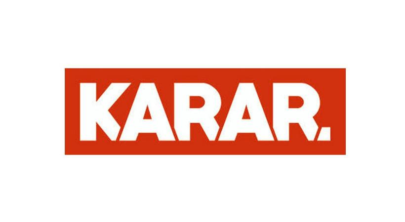 Karar Gazetesi'nin hangi köşe yazarı veda etti?