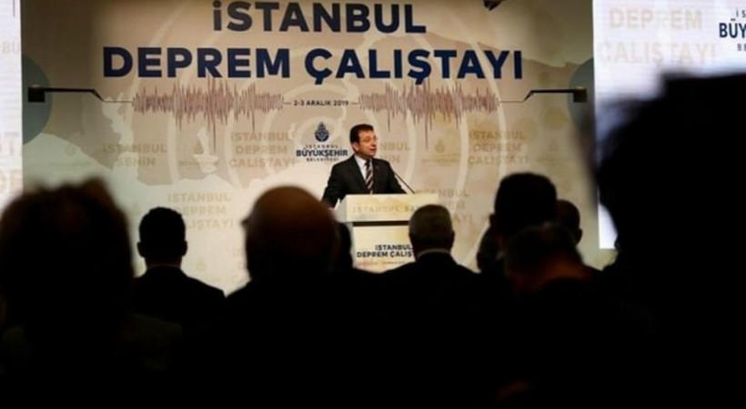 Ekrem İmamoğlu: Kanal İstanbul, cinayet projesidir