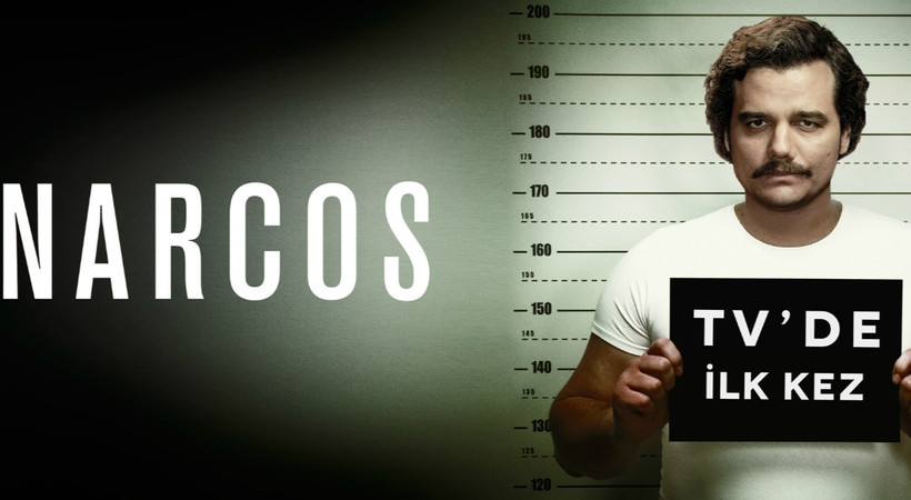 Narcos Türkiye'de ilk kez TV ekranlarında!