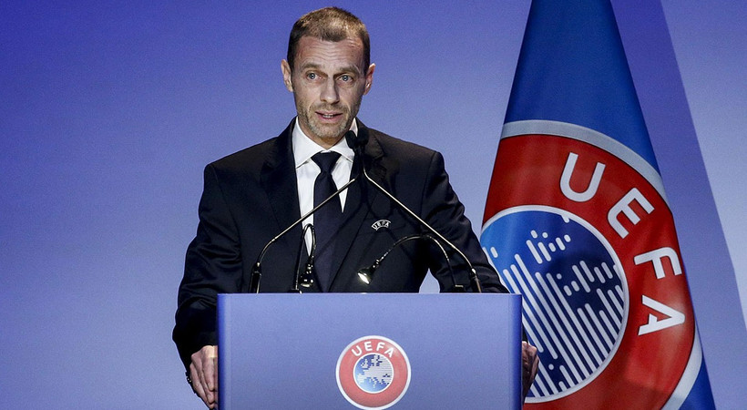 UEFA Başkanı Ceferin: VAR hayranı değilim