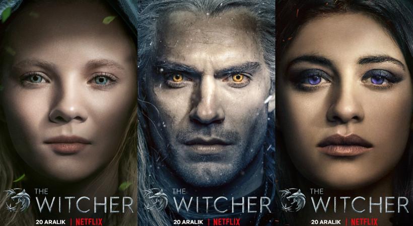 The Witcher'ın karakter tanıtımları yayınlandı