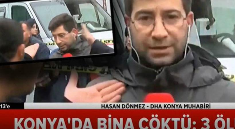 Saldırıya uğrayan DHA muhabiri yaşananları MedyaTava'ya anlattı!