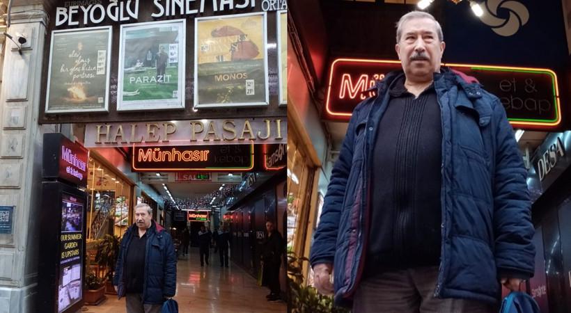 Beyoğlu Sineması emektarı Ali Erkan Kardan anlattı...