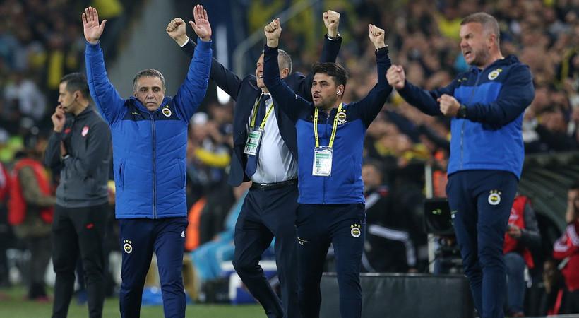 Fenerbahçe Teknik Direktörü Ersun Yanal'dan istifa sinyali