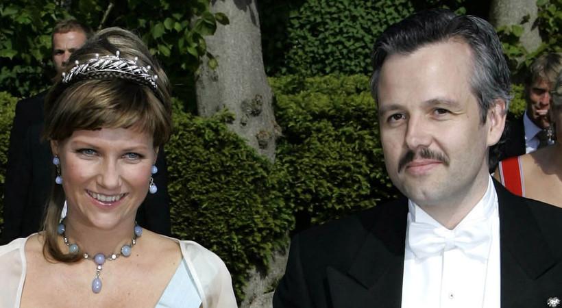 Prenses Martha Louise'nin eski eşi Ari Behn intihar etti
