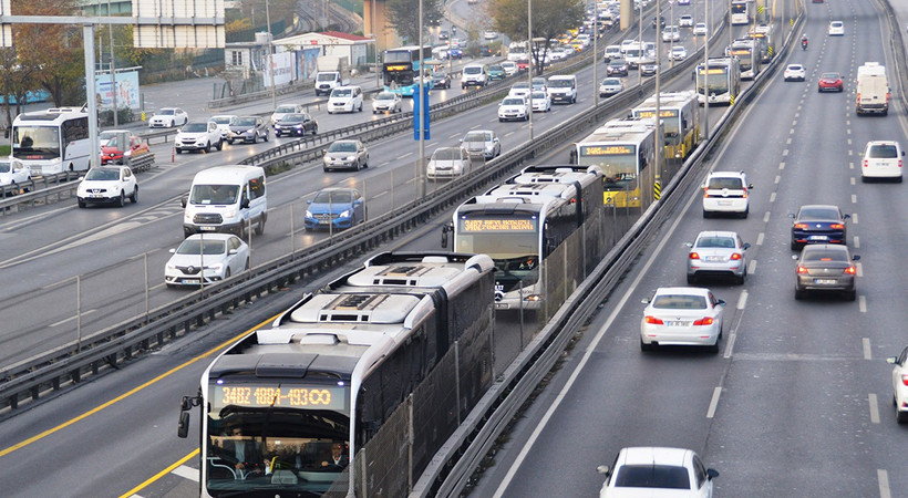 İstanbul'da yılbaşında ulaşım ücretsiz
