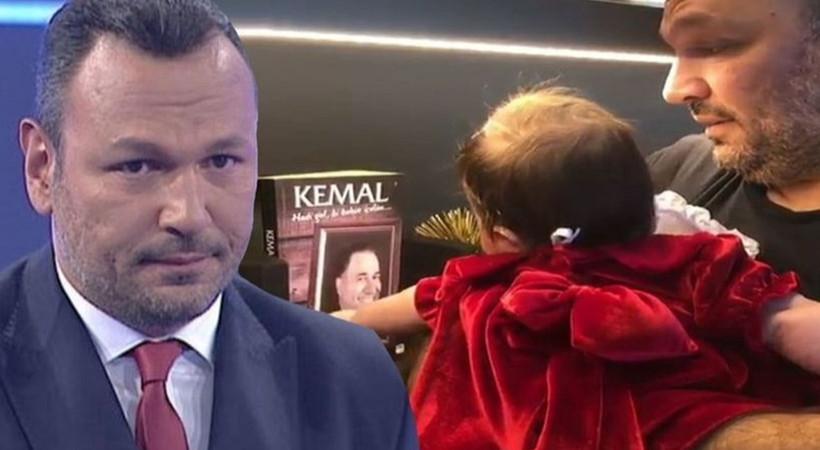 Narin bebek Kemal Sunal'ı görünce ne yaptı?