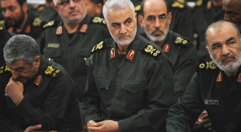 Trump talimat verdi, İranlı General öldürüldü!