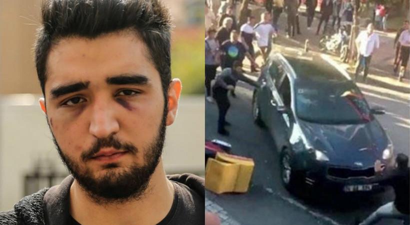 Kız arkadaşını dövüp otomobili ile dehşet saçan Görkem Sertaç Göçmen tahliye oldu!