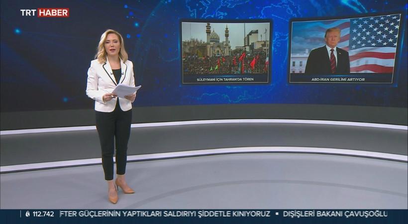 Tijen Karaş, yeniden TRT ekranlarına döndü!