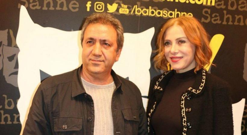 Zuhal Olcay'dan sevgilisi Mazlum Çimen'e destek