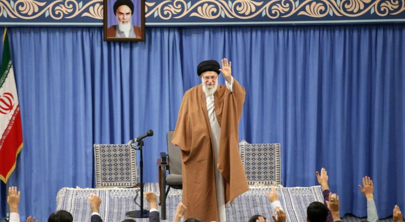 İran'ın saldırısının ardından Hamaney'den ilk açıklama: Dün gece Amerikalılara bir tokat attık