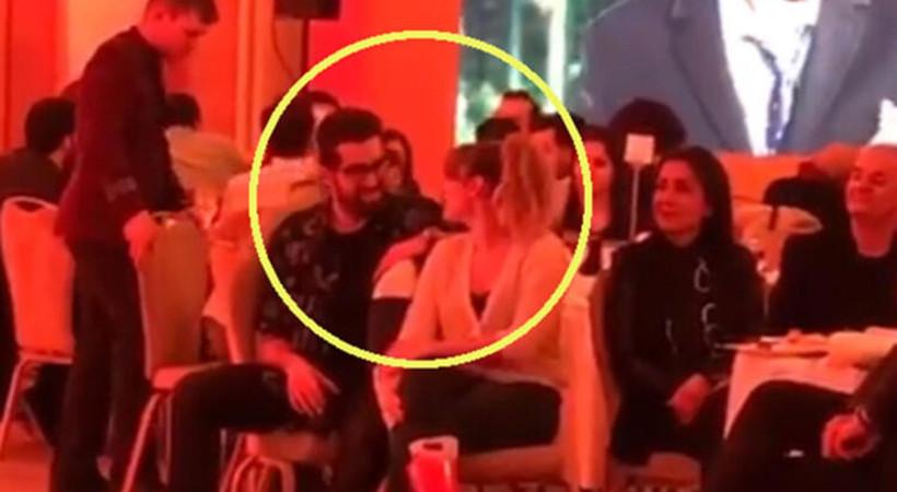 Farah Zeynep Abdullah ile Doğu Demirkol birlikte
