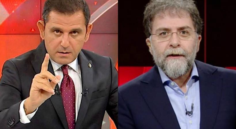 Ahmet Hakan'dan Fatih Portakal'a tepki!