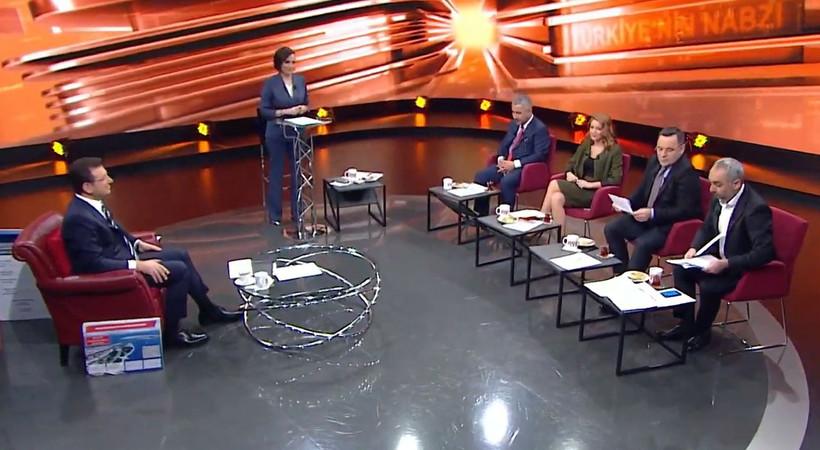 Canlı yayında Kanal İstanbul tartışması