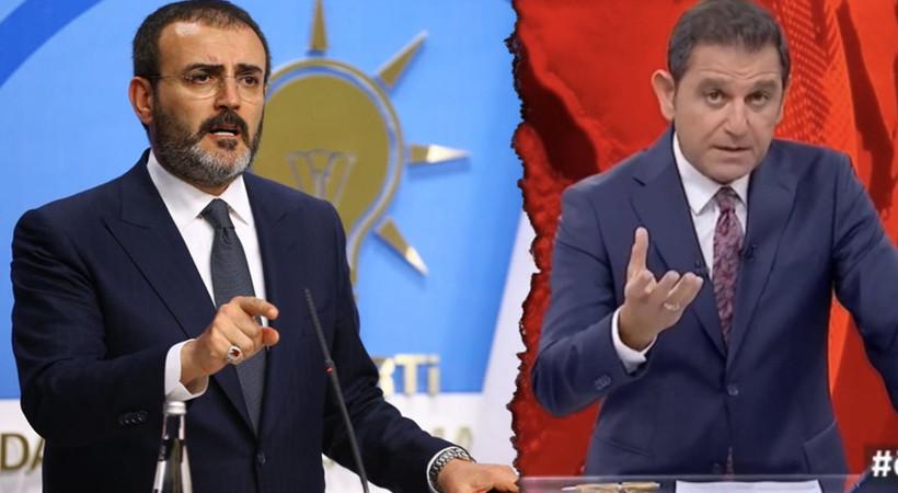 AK Parti'den Fatih Portakal'a sert tepki!