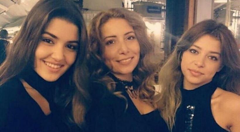 Hande Erçel'den annesine duygusal mesaj: Her gün daha da özlüyorum!