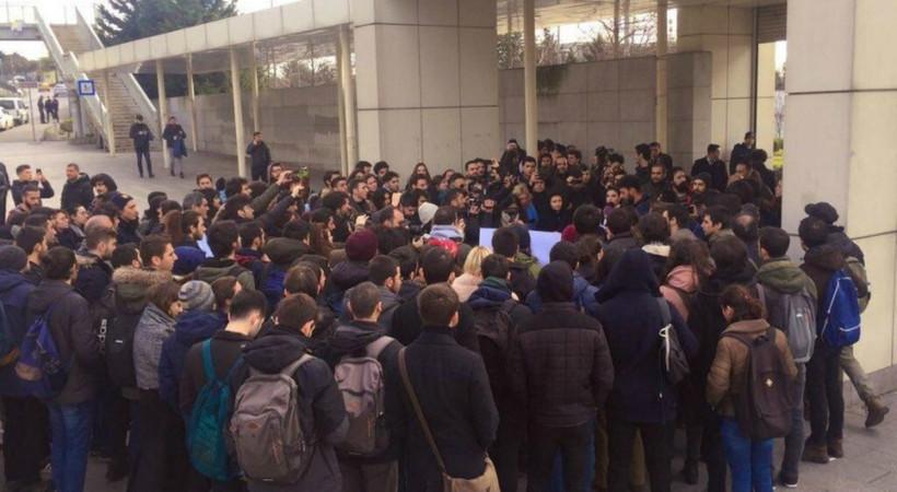 İTÜ'lü öğrencilerin kantin boykotu sürüyor