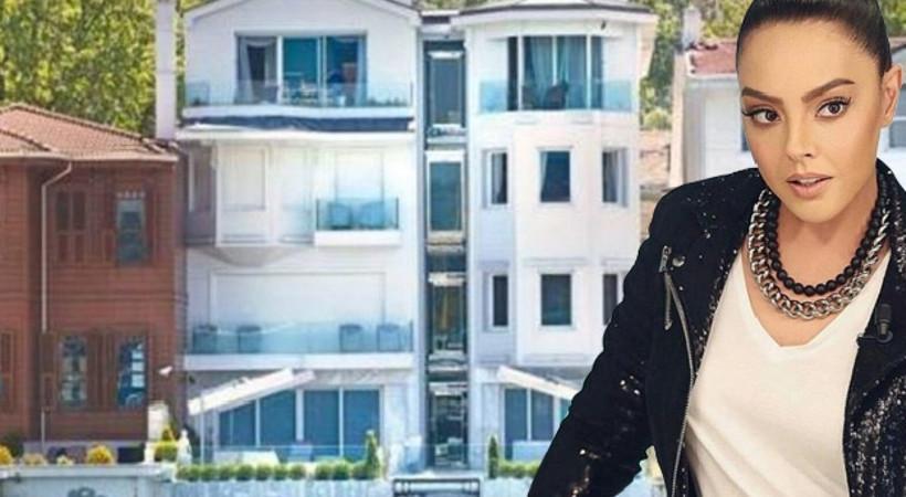 Ebru Gündeş milyonluk villasına taşınıyor