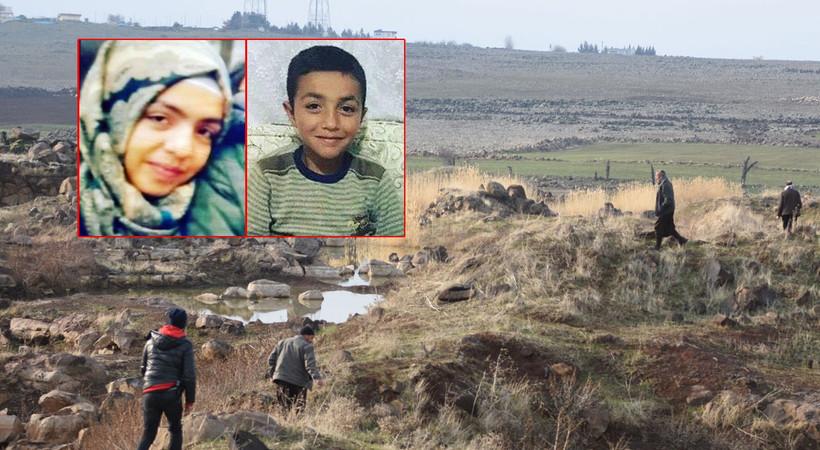 Şanlıurfa Siverek'te 14 ve 10 yaşındaki iki kardeşten 24 saattir haber alınamıyor