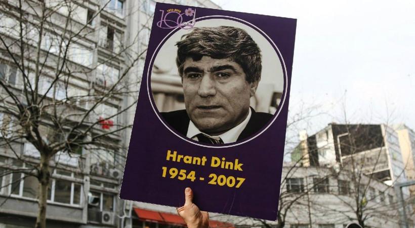 13 yıl oldu... Hrant Dink katledildiği yerde anılıyor!