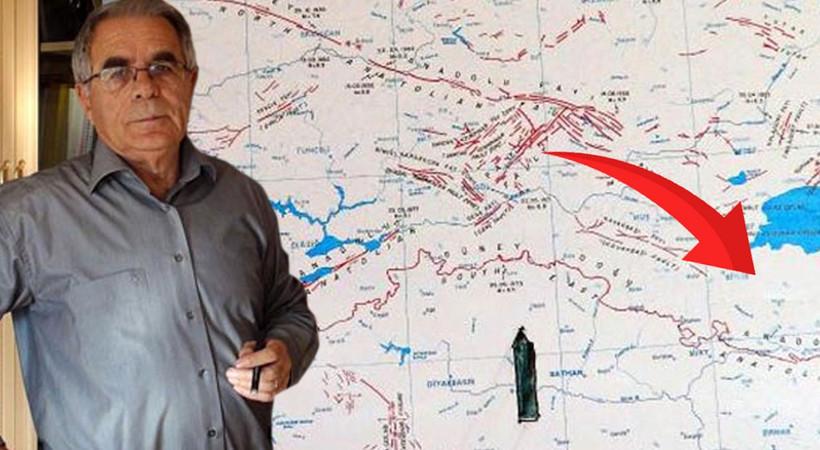 Prof. Dr. Feyzi Bingöl Elazığ depremini bildi!
