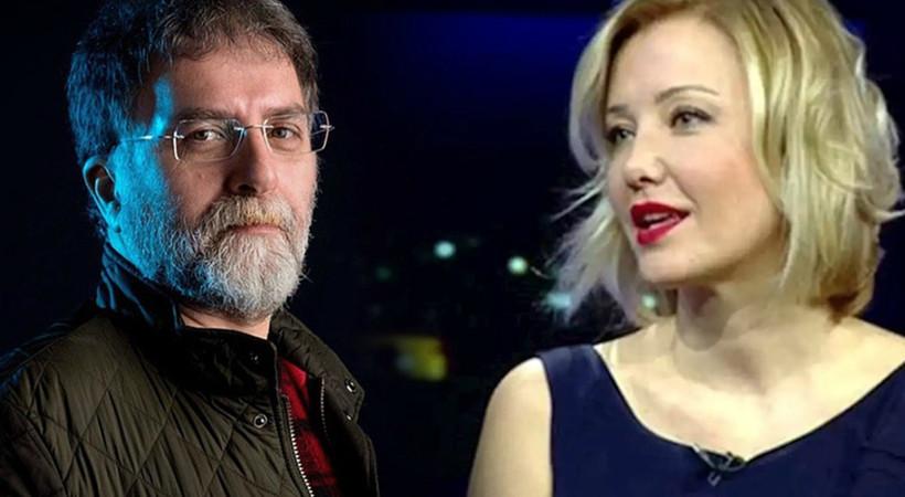 Ahmet Hakan'dan Berna Laçin'e olay tepki!