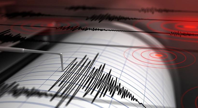 Ankara'da peş peşe iki deprem