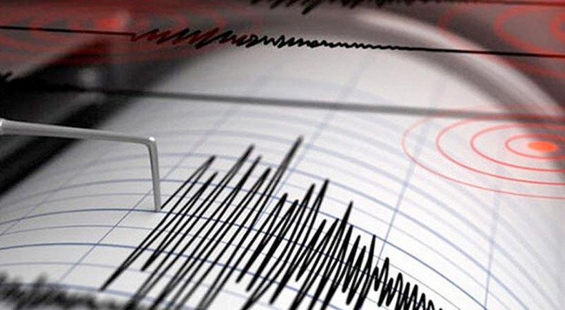 Manisa'da 5.1 büyüklüğünde deprem!