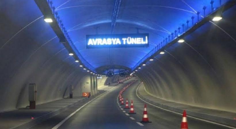 Avrasya Tüneli geçiş ücretine Yüzde 56 zam