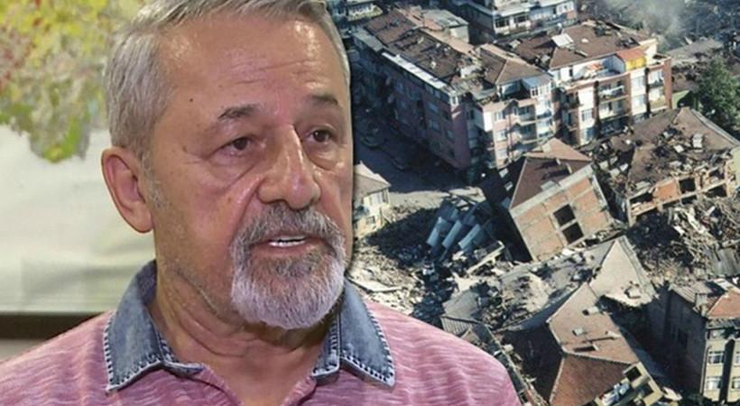 Naci Görür'den flaş 'Marmara depremi' açıklaması!