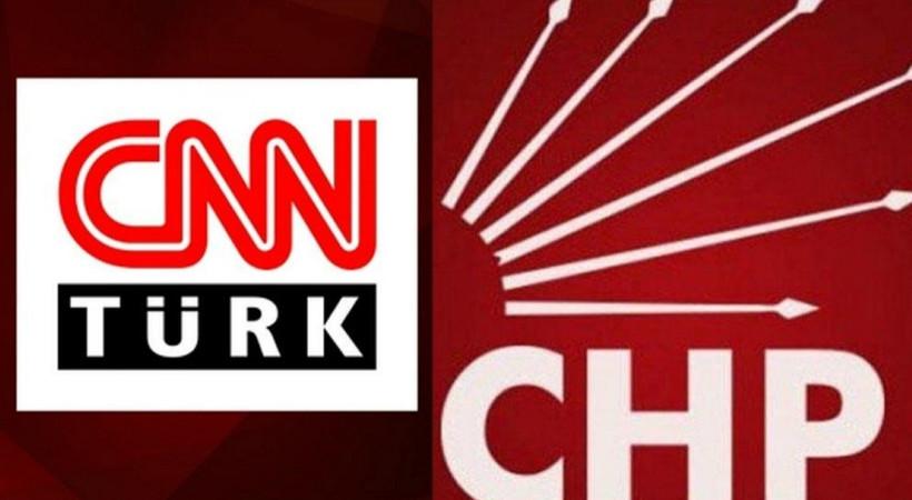CNN Türk'ten CHP'ye 'Bizi boykot etmeyin' ziyareti
