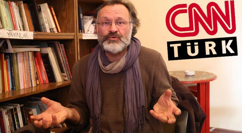 """CNN Türk yayınında sözü kesilen eski pilottan tepki: """"Biz sustukça meydanı..."""""""
