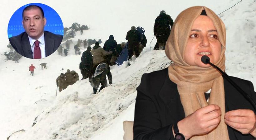 """Gülşen Orhan'dan 'çığ' iddialarına sert yanıt: """"Bu yalan haberler vicdansızlıktır..."""""""