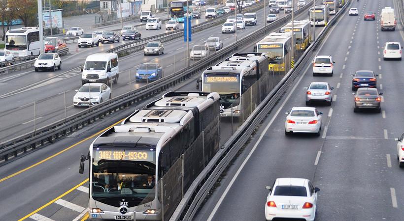İstanbul'da toplu taşımaya yüzde 35 zam