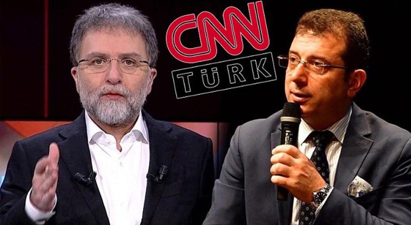 Ahmet Hakan'dan İmamoğlu'na eleştiri