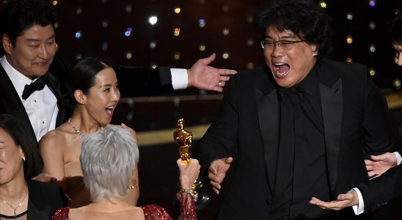 En iyi film ödülü Güney Kore yapımı Parazit'in oldu