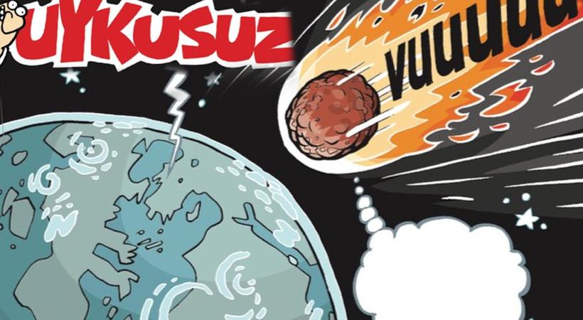 Uykusuz'dan çok konuşulacak 'CNN Türk' kapağı!
