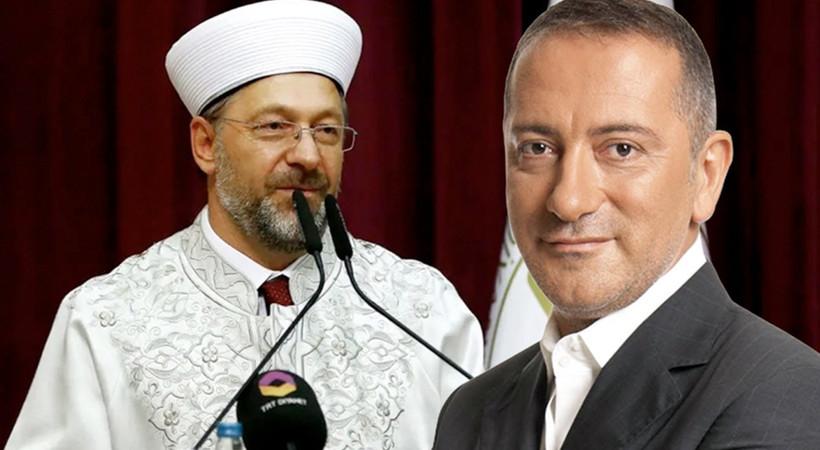 Fatih Altaylı'dan Diyanet İşleri Başkanı'na tepki: Gençler boşuna deist olmuyor!
