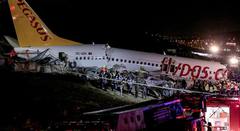 Pegasus Hava Yolları'nın düşen uçağını kullanan kaptan pilot hakkında flaş gelişme