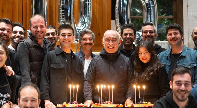 Zengin Mutfağı'ndan 100 kapalı gişe kutlaması