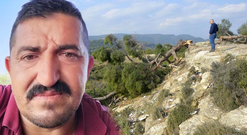 Mersin Mezitli'de bir gecede 1511 ağacı kesen kişi serbest bırakıldı
