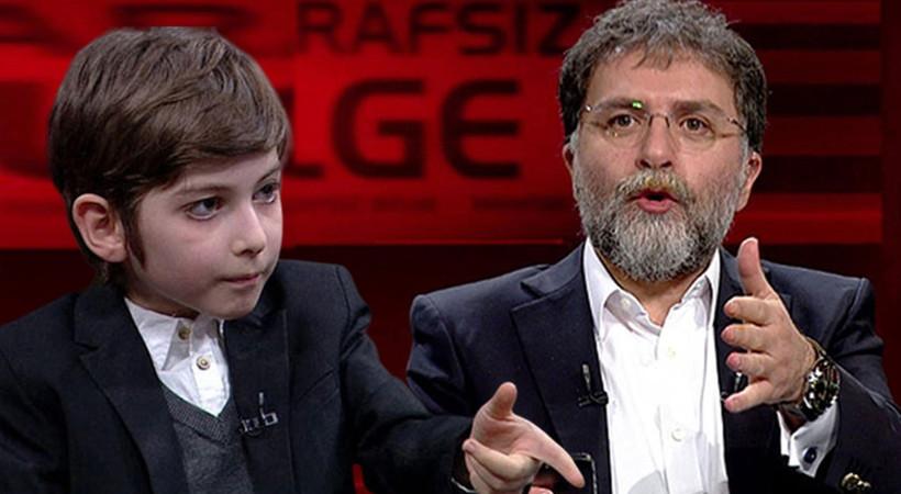 Ahmet Hakan'dan 'Atakan' tepkisi: 'Minnacık çocuğu medya maymununa çevirdiniz!'