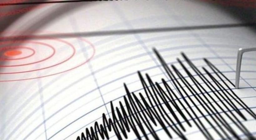 Manisa'nın Akhisar ilçesinde 4.8 büyüklüğünde deprem!