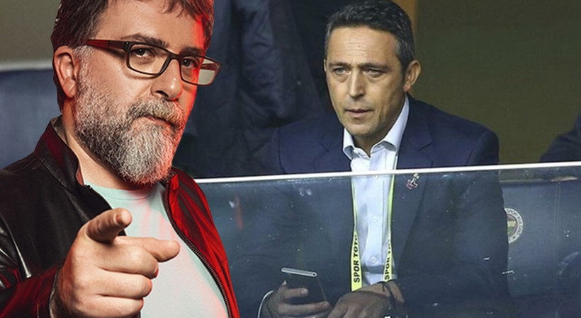 "Ahmet Hakan'dan Ali Koç'a sert sözler: ""Bu 'kebap' taktiği..."""