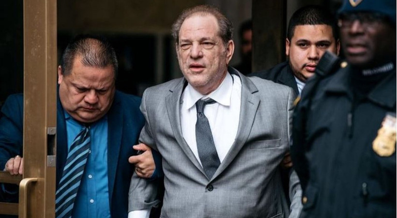 Harvey Weinstein'ın tecavüz davasında karar!